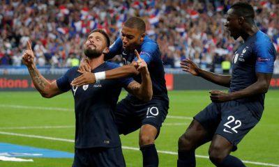 Euro 2020: La disputa entre Mbappé y Giroud se intensifica en el equipo de Francia