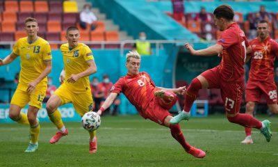 Euro 2020: Ucrania impulsa sus esperanzas de nocaut con una victoria por 2-1 sobre Macedonia del Norte