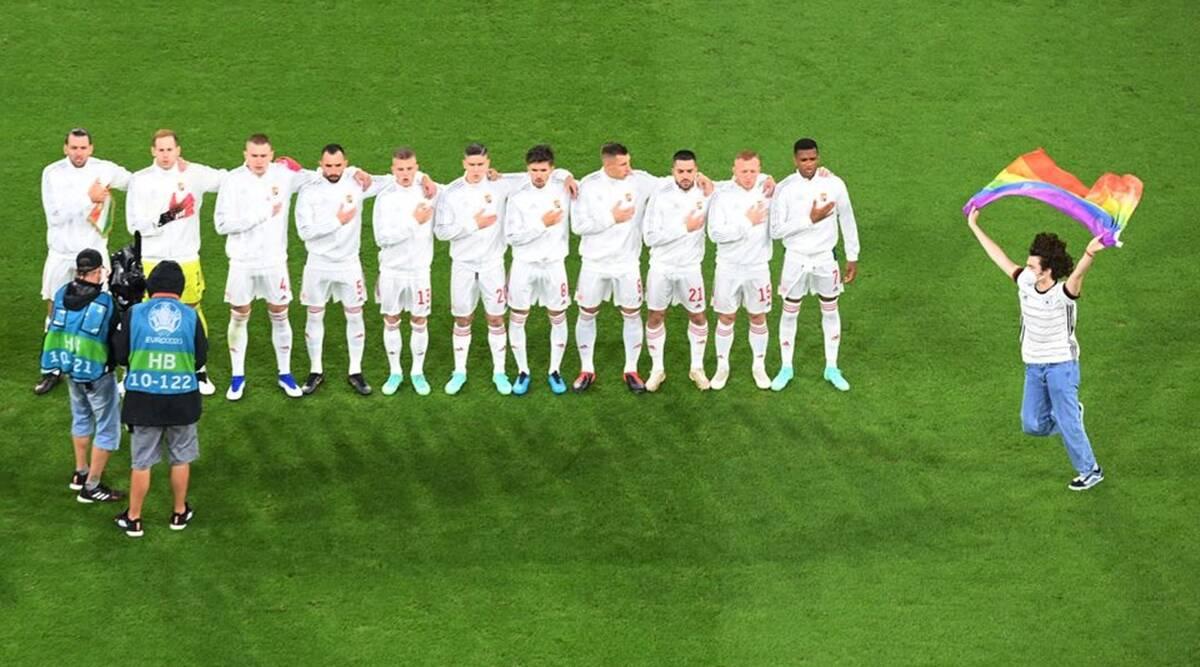 Euro 2020: la UEFA investiga la discriminación durante el partido del grupo Alemania-Hungría