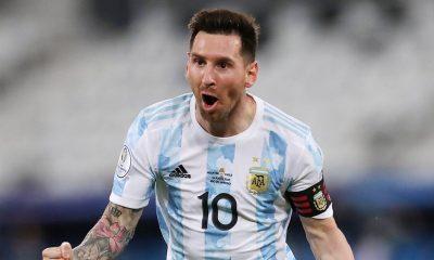 Flair y rulos iluminan la Copa América