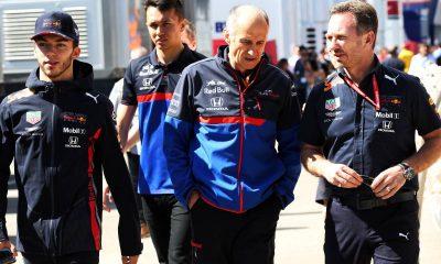 Franz Tost le dio a Alex Albon el mejor consejo de carrera en la Fórmula 1
