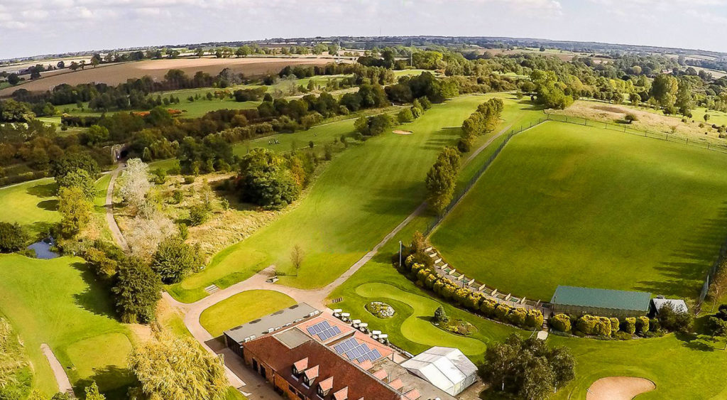 Get Golfing adquiere Ansty Golf Center - Golf News    Revista de golf