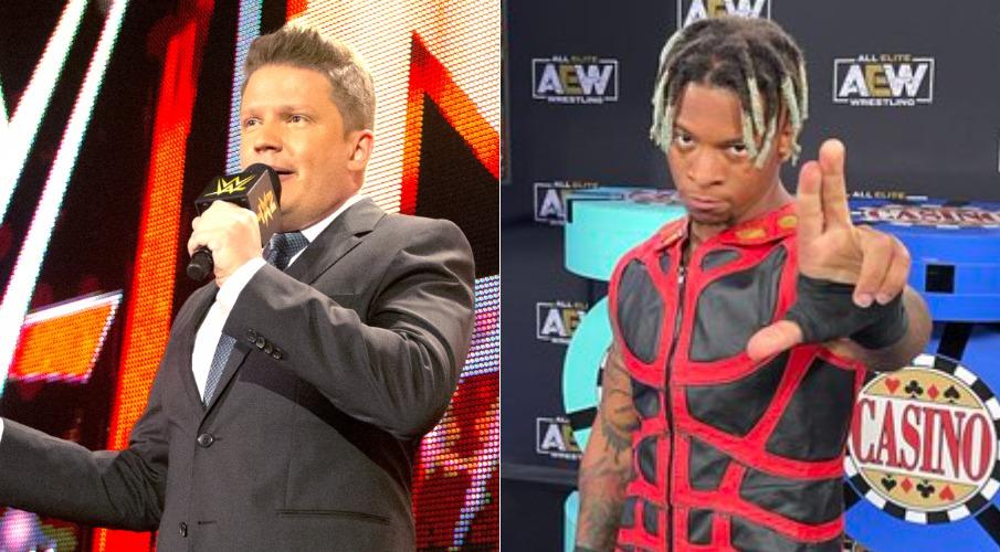 "Greg Hamilton de WWE sobre sus duros comentarios sobre Lio Rush: ""Me equivoqué""    Noticias de lucha libre"
