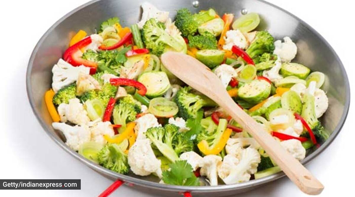 cooked food contamination, food safety and nutrition practices, can cooked food become contaminated, indianexpress.com, indianexpress,