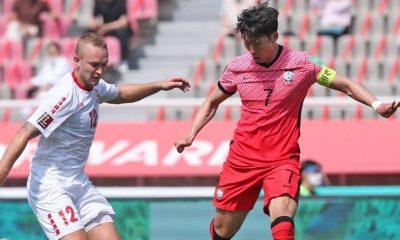 Heung-min Son dedica un gol de Corea del Sur a su excompañero Christian Eriksen