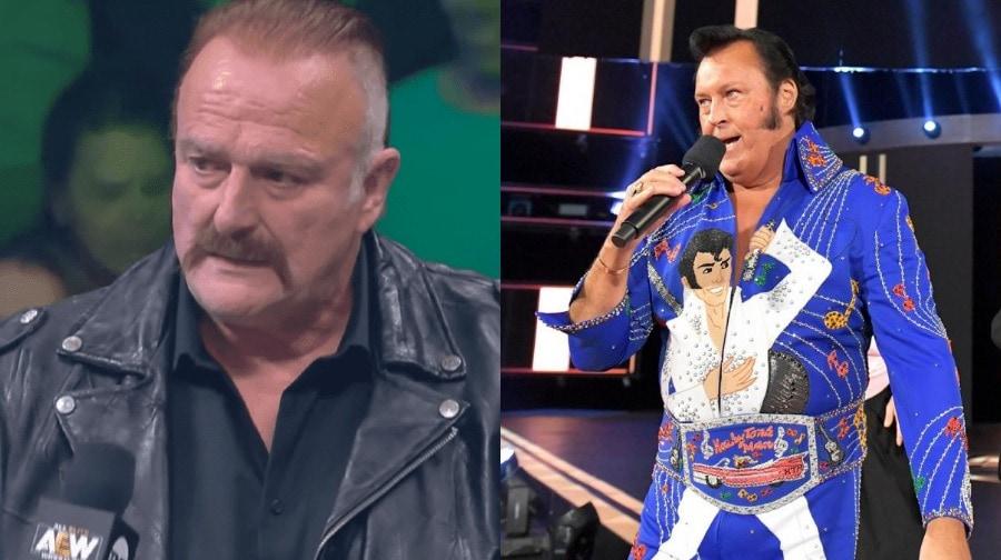 Honky Tonk Man dice que Jake Roberts mintió sobre los tesoros más buscados de la WWE, el golpe de guitarra no inició su adicción a las drogas |  Noticias de lucha libre