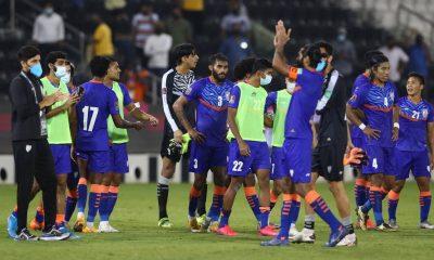 India logra el mínimo indispensable y se clasifica para la tercera ronda de los clasificatorios de la Copa Asiática