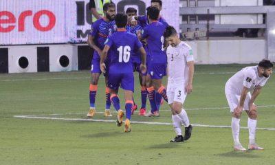 India termina tercero en el Grupo E de las Clasificatorias tras el empate en Afganistán