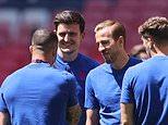 Inglaterra vs Croacia - Euro 2020: marcador en vivo, noticias del equipo y actualizaciones