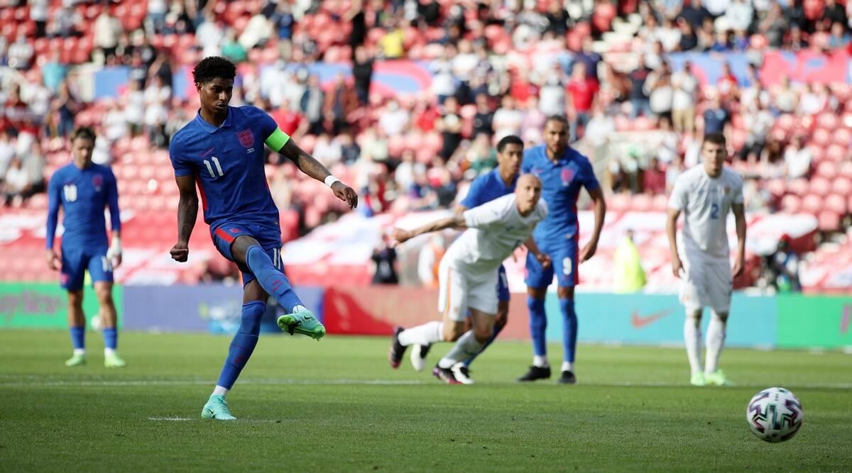 Inglaterra vuelve a abuchear a los aficionados antes de la victoria por 1-0 sobre Rumanía