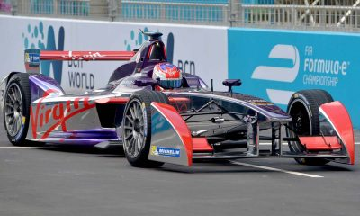 Jaime Alguersuari se retiró del automovilismo con F1 'herida abierta'
