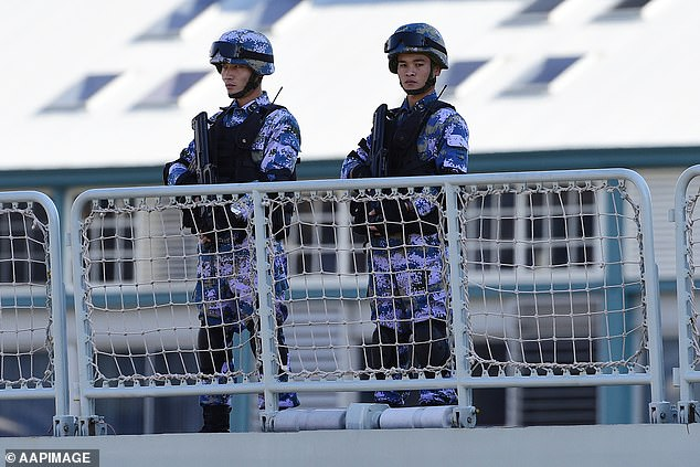 Japón ha dado su apoyo a Australia para criticar la