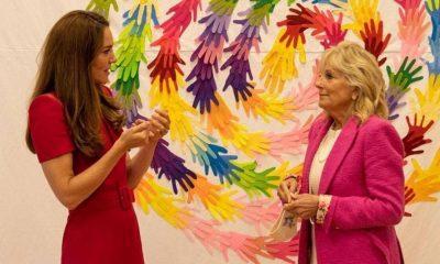 Jill Biden, Duchess of Cambridge
