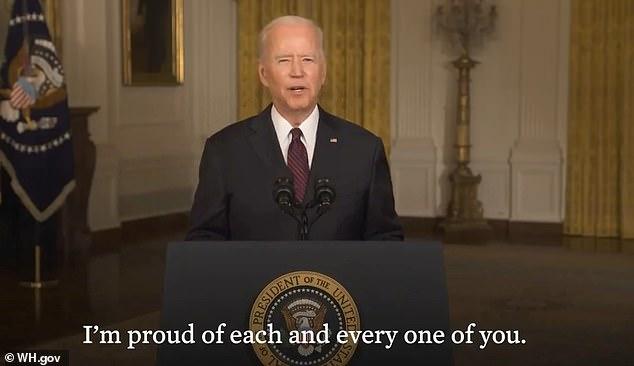 Durante un discurso en video dirigido a la Clase de 2021, el presidente Joe Biden calificó el racismo sistémico como una de 'las grandes crisis de nuestro tiempo'.
