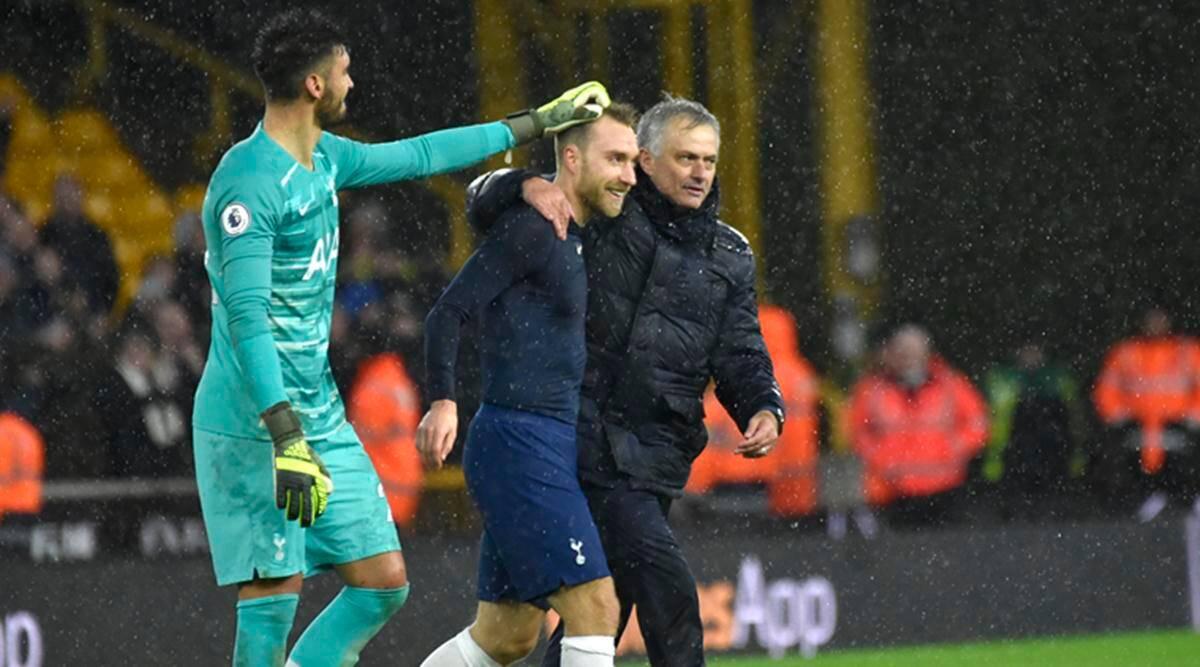José Mourinho asegura que ganó 'medio trofeo' en Tottenham Hotspur