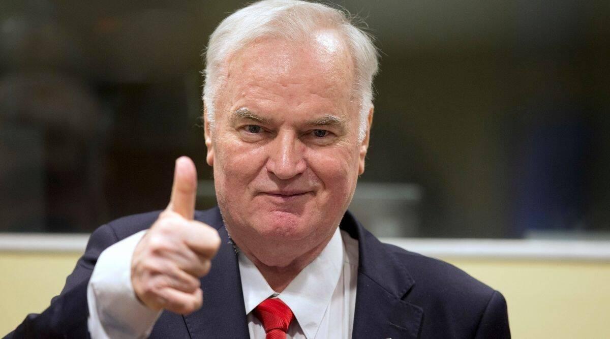 Jueces de la ONU se pronunciarán sobre la apelación de Ratko Mladic contra las condenas