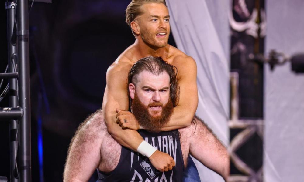 Killian Dain ha sido lanzado por WWE