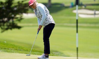 LPGA: Cómo una familia anfitriona curó los problemas de Lauren Stephenson