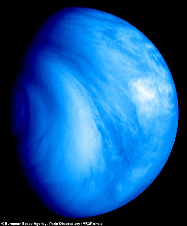 La Agencia Espacial Europea dijo que enviará una sonda, conocida como Envision, para estudiar Venus, uniéndose al anuncio de la NASA de principios de este mes.