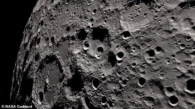La NASA está preparada para aventurarse al otro lado de la luna por primera vez en preparación para enviar a la primera mujer y al próximo hombre a la superficie lunar en 2024.