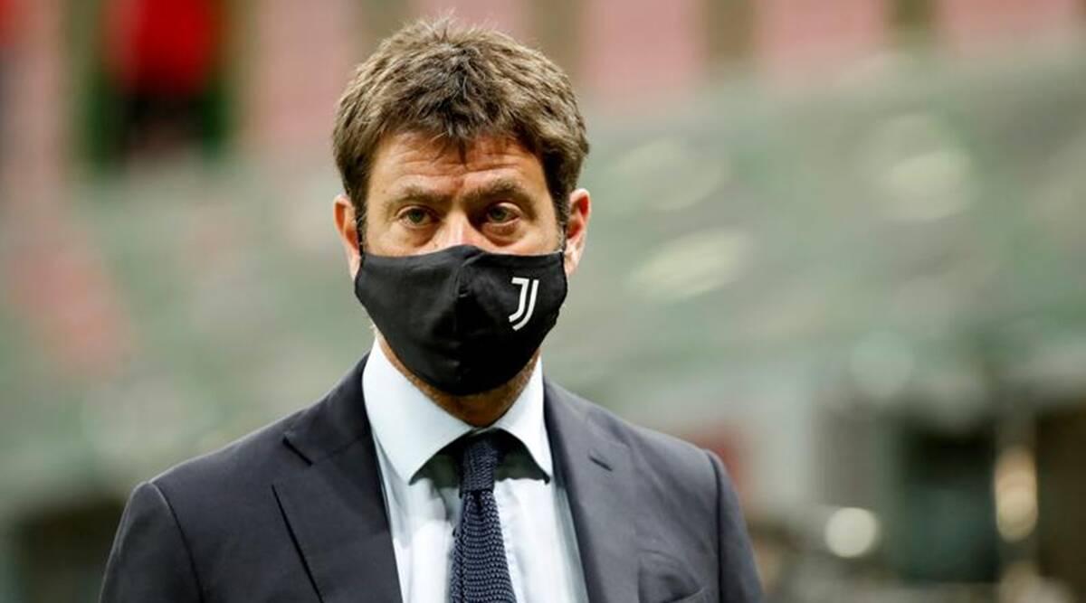 La Superliga fue un grito de alarma desesperado, dice el presidente de la Juventus, Andrea Agnelli