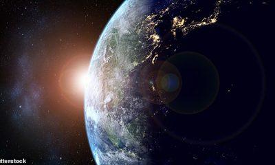 El desequilibrio energético se describe como la diferencia entre la cantidad de energía del sol que llega a la Tierra y la cantidad que regresa al espacio (imagen conceptual)