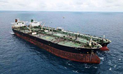 Una 'armada fantasma' de petroleros que rompen las sanciones que transportan petróleo del mercado negro a China está financiando el programa nuclear secreto de Irán