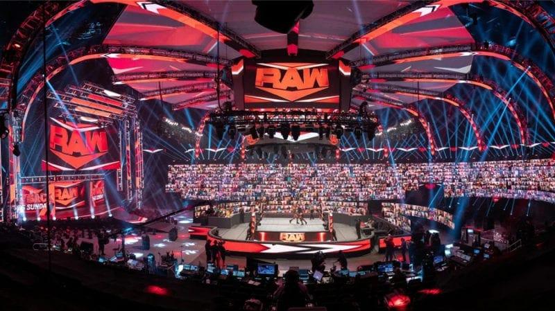 La audiencia de WWE Raw rebota 6/7 después de establecer un nuevo mínimo de 2021 la semana pasada |  Noticias de lucha libre
