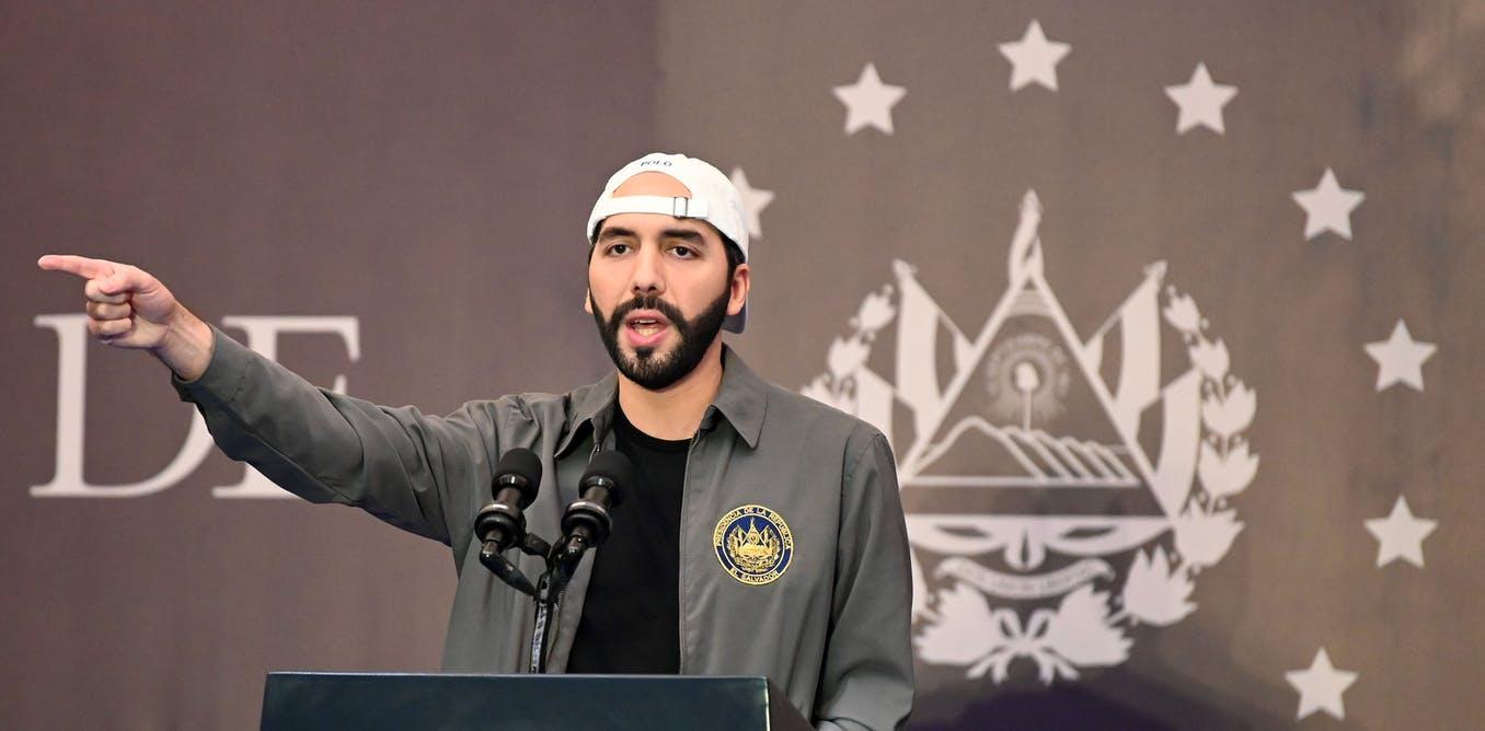 La fachada de democracia de El Salvador se desmorona cuando el presidente purga a sus oponentes políticos
