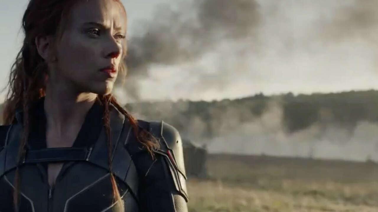 La película de Black Widow se verá diferente en IMAX