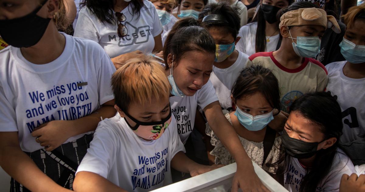 La policía filipina usará cámaras corporales después de otro tiroteo mortal
