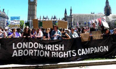 Brandon Lewis, Northern Ireland, UK news, Ireland, Republic of Ireland, Ireland news, Northern Ireland news, abortion in Ireland, abortion in Northern Ireland, Julia Canney