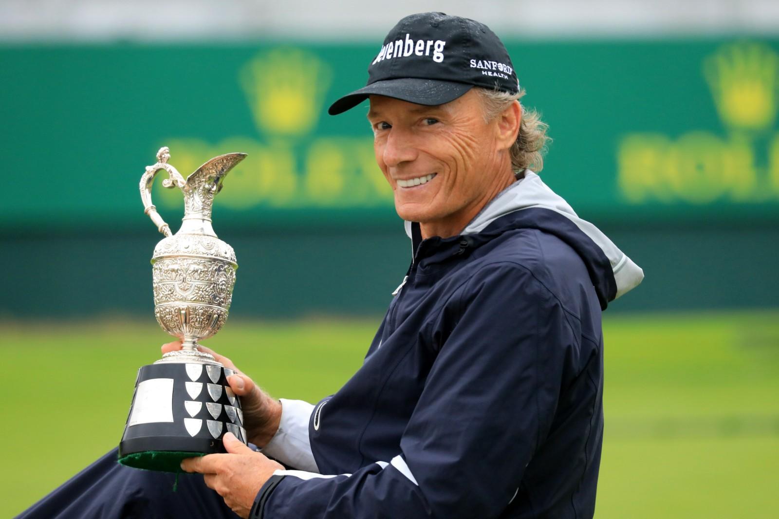 Langer se prepara para defender el título del Senior Open en Sunningdale - Golf News    Revista de golf