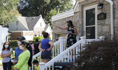 Las refinanciaciones hipotecarias se recuperan a medida que las tasas caen temporalmente al nivel más bajo en un mes