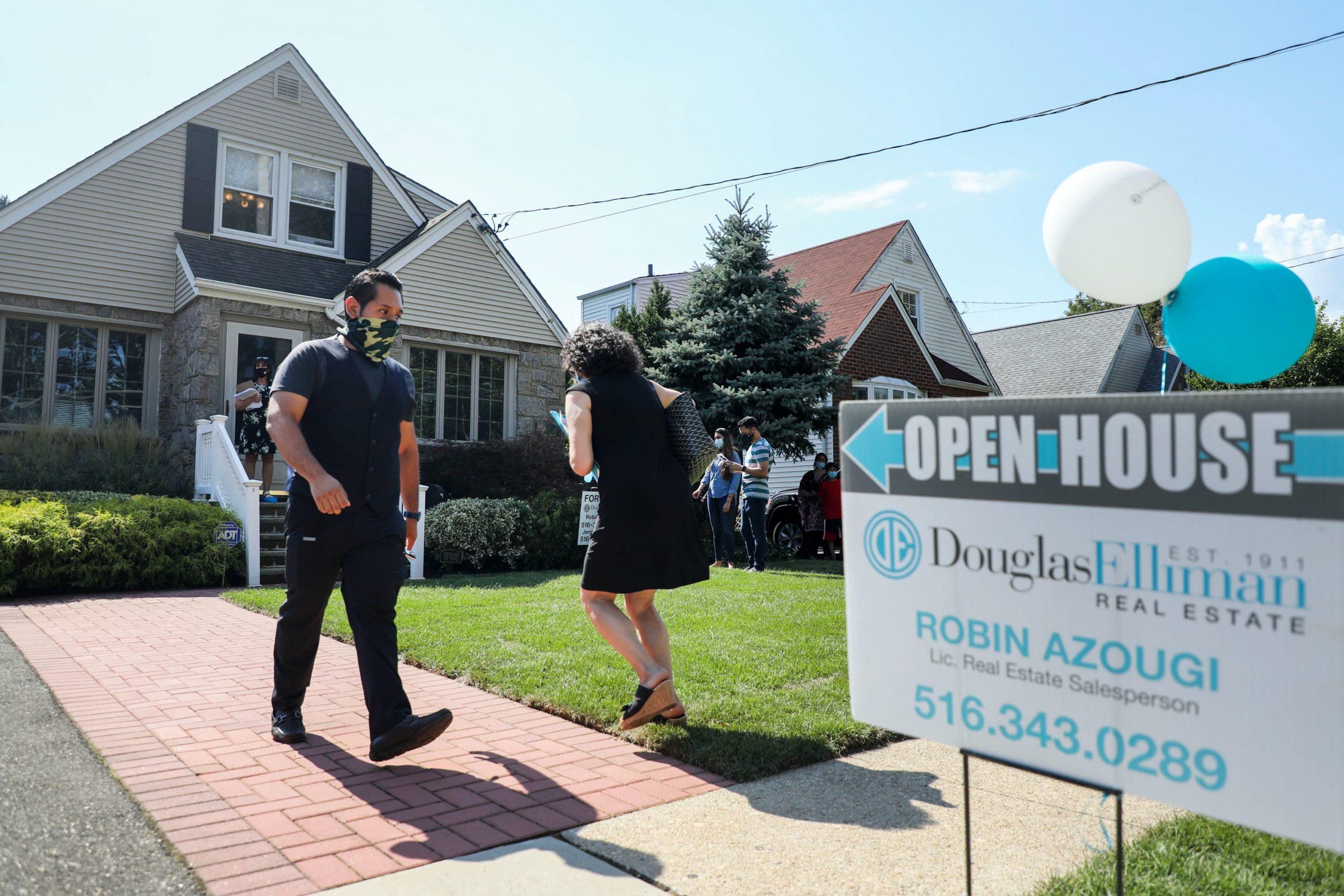 Las tasas hipotecarias se disparan después de los comentarios del presidente de la Fed, Powell