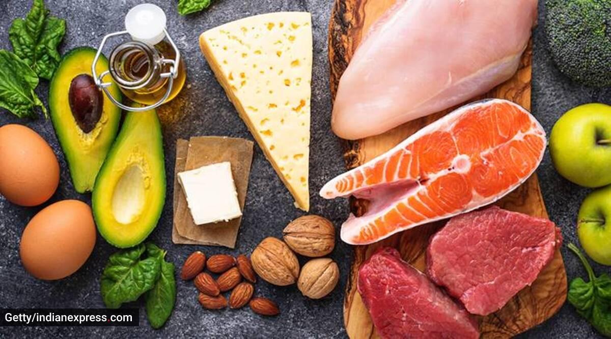 lazy keto diet, what is lazy keto, lazy keto vs keto, indianexpress.com, indianexpress, lazy keto benefits, health risks lazy keto, how to be on lazy keto, is lazy keto good,