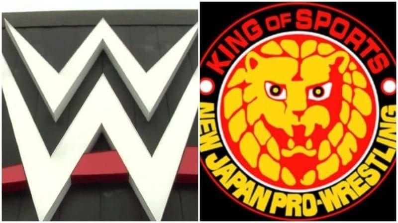Lo último sobre posible asociación entre WWE y NJPW    Noticias de lucha libre