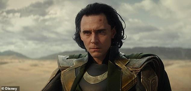 Haciendo un revuelo: el programa de Disney + Marvel Loki obtuvo grandes índices de audiencia en su debut el miércoles, con más de 890,000 hogares estadounidenses sintonizando para ver el debut de la serie de Tom Hiddleston.