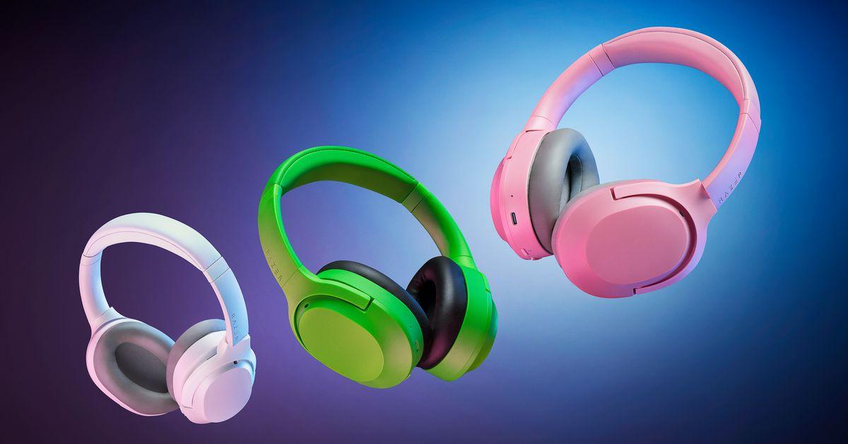 Los auriculares Opus X de $ 100 de Razer brindan cancelación de ruido y un modo de juego de baja latencia