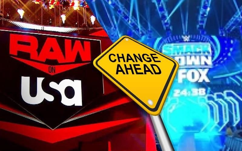 Los eventos en vivo de WWE tendrán un aspecto muy diferente