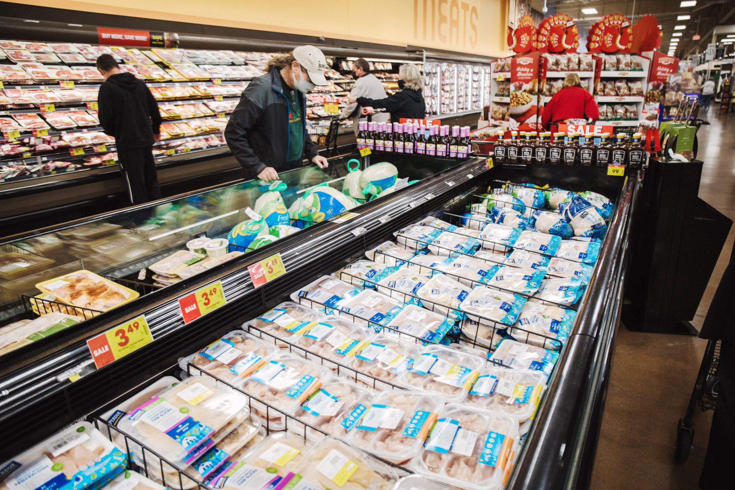 Los precios al consumidor suben un 5% en mayo, el ritmo más rápido desde el verano de 2008