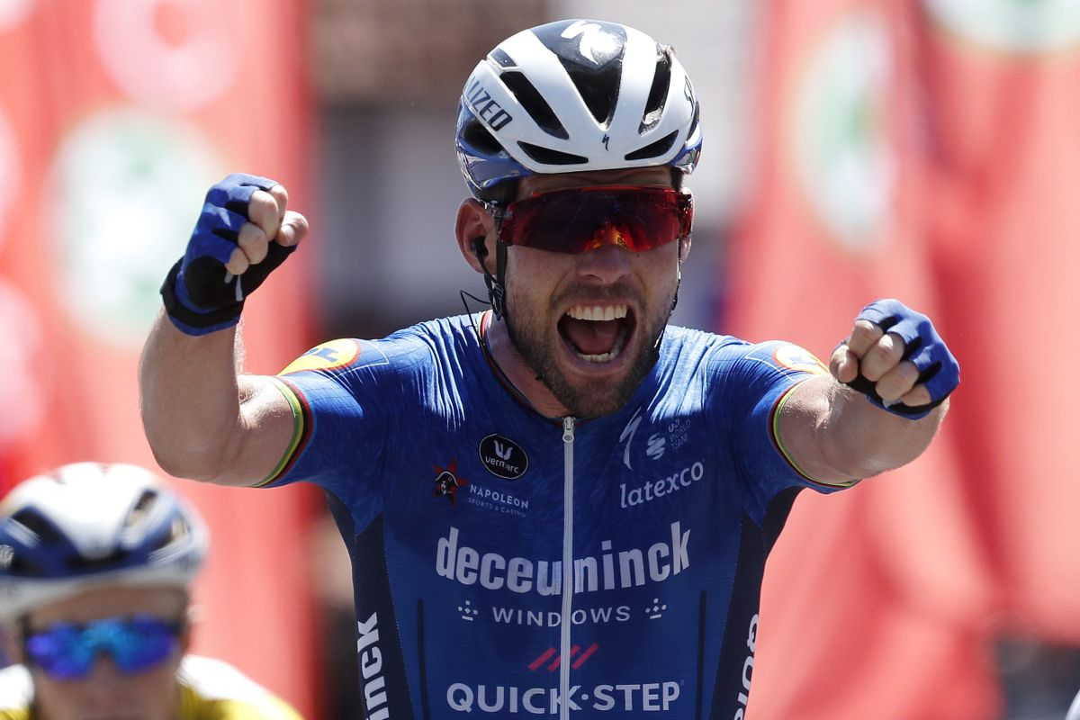 Mark Cavendish: 'He preparado una maleta para el Tour de Francia'