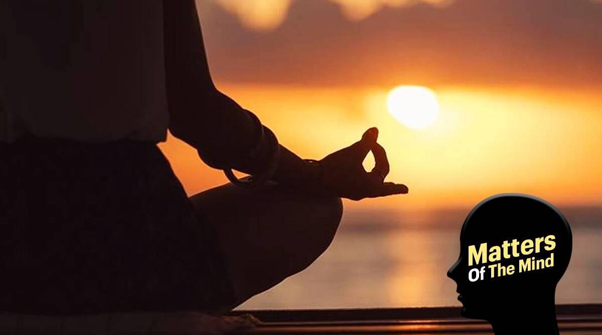 mental health, meditation