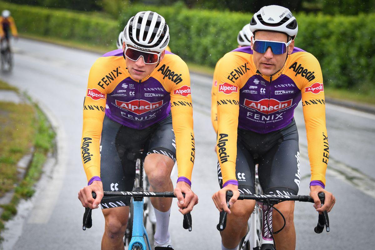 Mathieu van der Poel abre un mundo de posibilidades después de la promesa de que hará todo lo posible para ganar una etapa del Tour de Francia