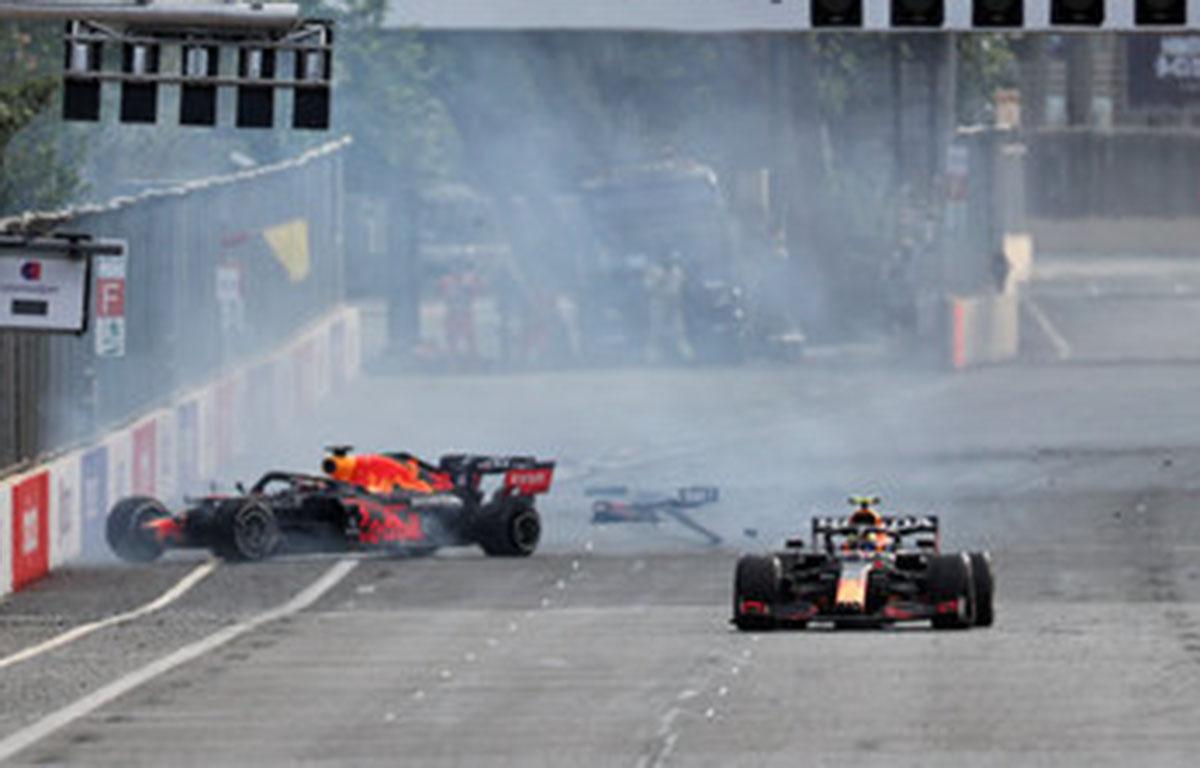 Max Verstappen culpa a Pirelli por reventón 'potencialmente mortal'