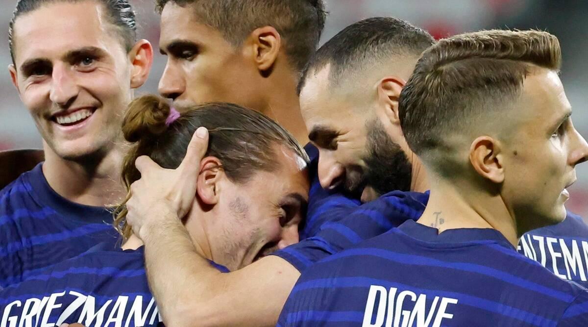 Me siento 'más libre' con Francia que en Barcelona: Antoine Griezmann