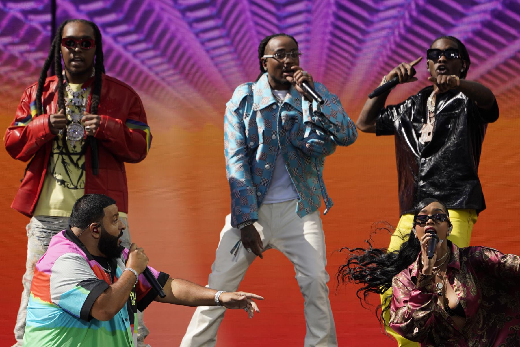 Migos share 'Culture III' tracklist