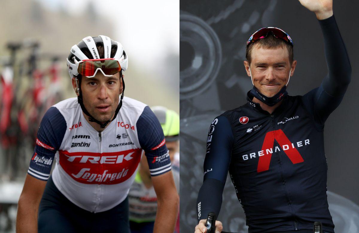 Molino de rumores de transferencia 2022: Vincenzo Nibali a Deceuninck - ¿Quick-Step?  ¿Rohan Dennis al UAE Team Emirates?