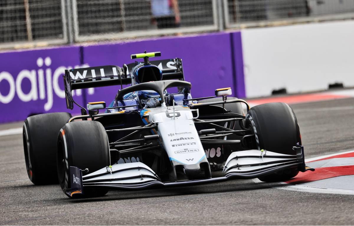 Nicholas Latifi gana los primeros puntos de penalización de F1 por error 'peligroso'