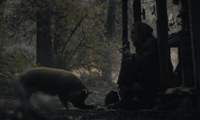 Nicolas Cage busca a su mejor amigo (un cerdo real) en el nuevo tráiler de la película